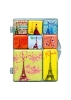 SET DE 8 MAGNETS PARIS VINTAGE