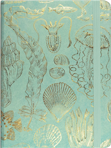 JOURNAL SEALIFE SKETCHES 16 x 21 cm