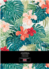 CARNET BOTANICAL A5 CONCEPTION HAWAII