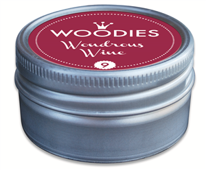 Woodies tampon encreur Wondrous Wine (9)