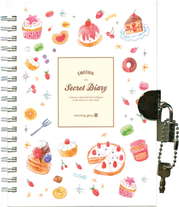 JOURNAL INTIME PATISSERIES