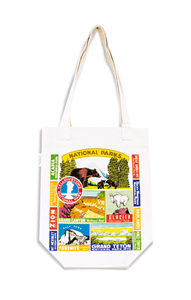 SAC EN TOILE NATIONAL PARKS