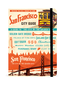 GUIDE CAVALLINI SAN FRANCISCO VINTAGE FERMETURE ELASTIQUE