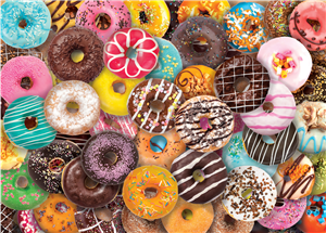 PUZZLE DONUTS 1000 PIECES