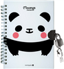 JOURNAL INTIME MOONGS PANDA