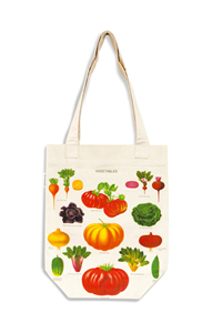 SAC EN TOILE VEGETABLE GARDEN