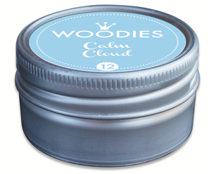 Woodies tampon encreur Calm Cloud (12)