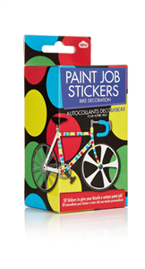 STICKERS POINT POUR VELO