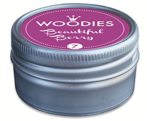 Woodies tampon encreur Beautiful Berry (7)