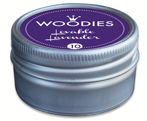 Woodies tampon encreur Lovable Lavender (10)