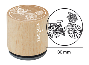 Woodies tampon Vélo