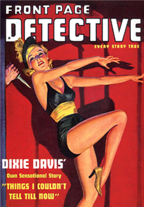CARNET PIN UP DETECTIVE 12 X 18 - 224 PAGES LIGNEES