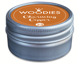 Woodies tampon encreur Soft Stone (22)